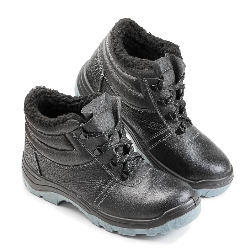 Ботинки утепленные на ПУ+ТПУ с КП