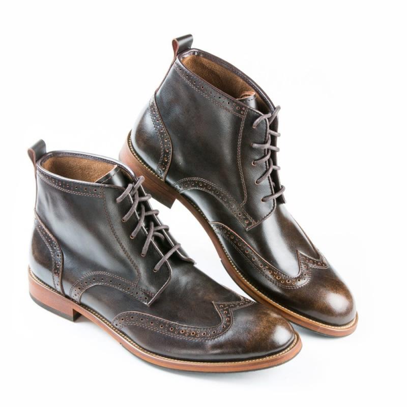 "Ботинки ""JOHN HENRY""  JH10BR"