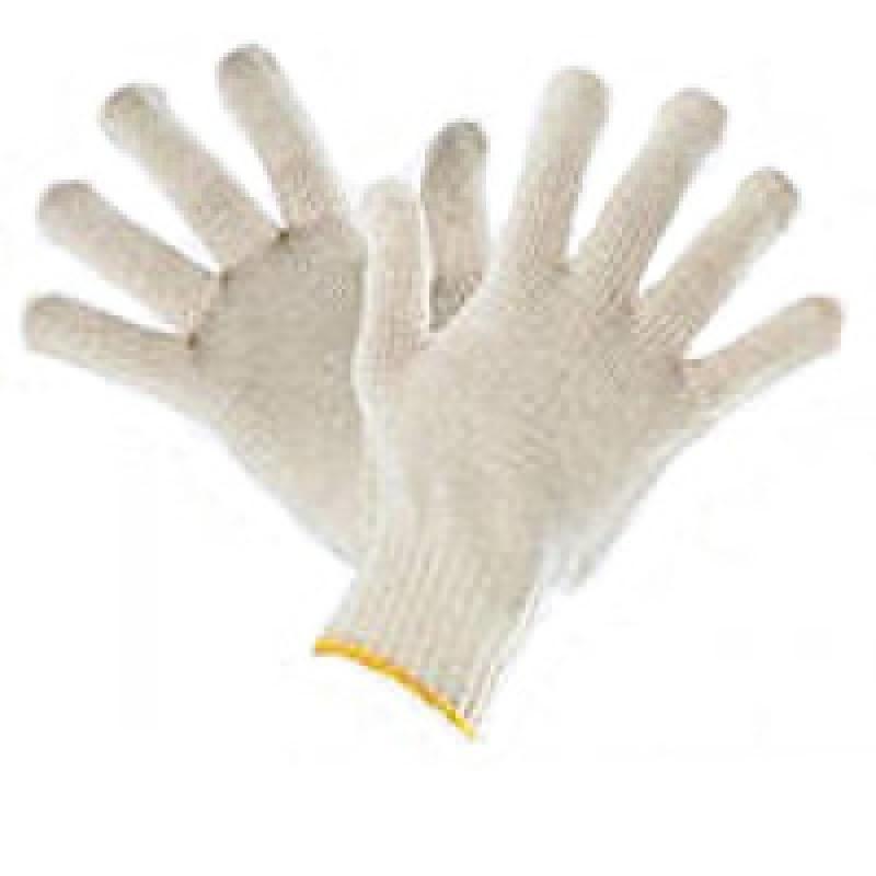 Перчатки трикотажные 3-х нитка 7,5 кл