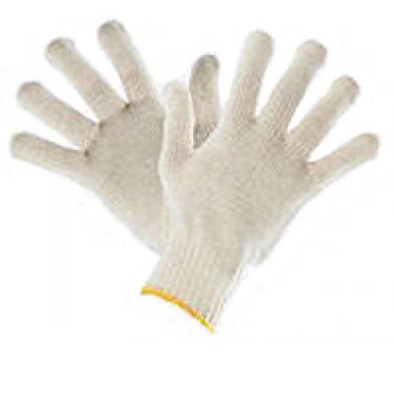 Перчатки трикотажные 6-ти нитка 10 кл