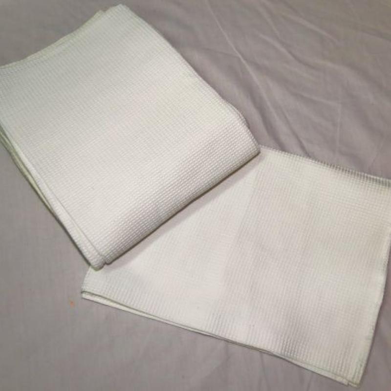 Полотенце вафельное отбеленное 45х80 пл. 200 г/м2