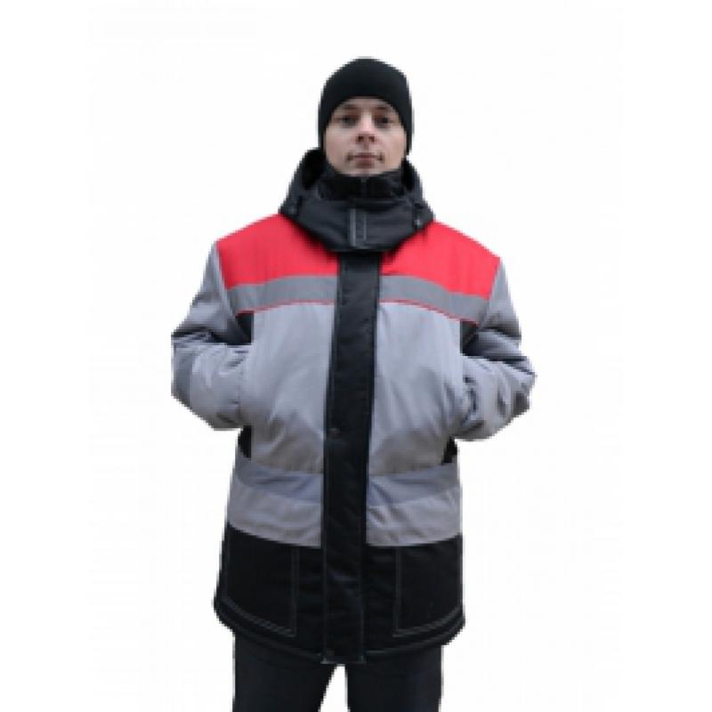 """Куртка утепленная """"Континент"""""""
