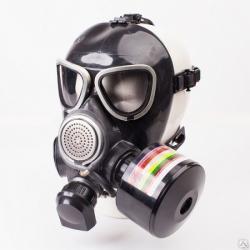 Противогаз ГП 7 Б, фильтр ГП-7КБ А1В1Е1К1SX(декан)HgP3D