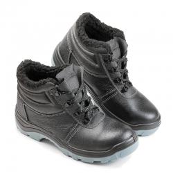 Ботинки утепленные на ПУ+ТПУ с МП (арт. 14Т)