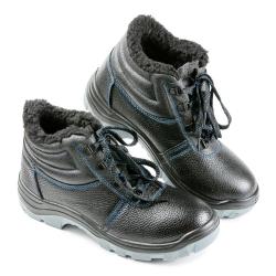 Ботинки утепленные на ПУ+ПУ с МП