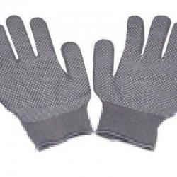 Перчатки нейлоновые микроточка
