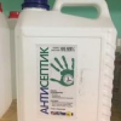 Гель антибактериальный 5 л