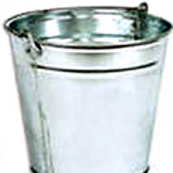Ведро оцинкованное 12 литров