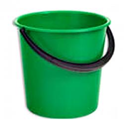 Ведро пластмассовое 10 литров, цветное