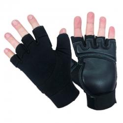 Перчатки антивибрационные с открытыми пальцами (GROSS)