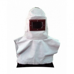 Шлем пескоструйщика ЛИОТ-2000 (спилок)