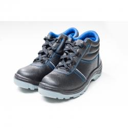 Ботинки кожаные в комплекте для  защиты от термических рисков  электрической дуги